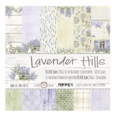 Craft O'Clock 12x12 Paper Pack - Lavender Hills