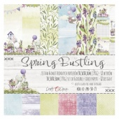 Craft O'Clock 12x12 Paper Pack - Spring Bustling