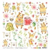 Craft O'Clock Sheet of Extras - Summertime Picnic
