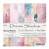 Craft O'Clock 6x6 Paper Pack - Dream Shadow