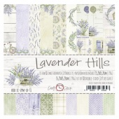 Craft O'Clock 6x6 Paper Pack - Lavender Hills