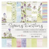 Craft O'Clock 6x6 Paper Pack - Spring Bustling