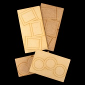 Creative Muse Designs MDF Frames Set