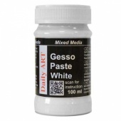Daily Art Gesso Paste - White