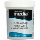 DecoArt Media Gloss Varnish
