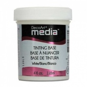 DecoArt Media White Tinting Base