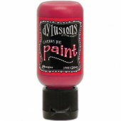 Dylusions Acrylic Paint - Cherry Pie - 1oz