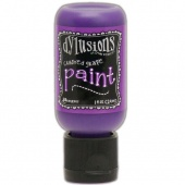 Dylusions Acrylic Paint - Crushed Grape - 1oz