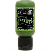 Dylusions Acrylic Paint - Dirty Martini - 1oz