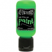 Dylusions Acrylic Paint - Sour Appletini - 1oz