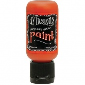 Dylusions Acrylic Paint - Tangerine Dream - 1oz