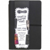 Dylusions Creative Journal - Black