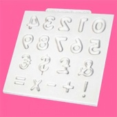 Katy Sue Designs Design Mat - Domed Numbers