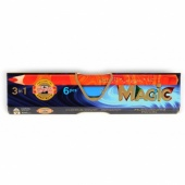 Koh-I-Noor Jumbo Magic Triangular Pencils - 6 Pack