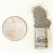 Lindy's Stamp Gang Chunky Embossing Powder - Chrome Doesn't Pay