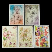 Paper Designs Rice Paper Collection - Flowers ll