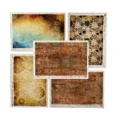 Paper Designs Rice Paper Collection - Rusty Time