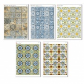 Paper Designs Rice Paper Collection - Tiles