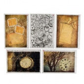 Paper Designs Rice Paper Collection - Time