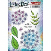 PaperArtsy Cling Mounted Stamp Set - Eclectica³ - Kay Carley - EKC27