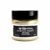 Prima Finnabair Art Alchemy Sparks Acrylic Paint - Unicorn's Hair