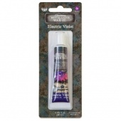 Prima Finnabair Art Alchemy Metallique Wax - Electric Violet