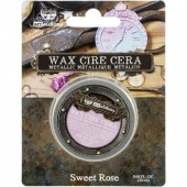 Prima Finnabair Art Alchemy Metallique Wax - Sweet Rose