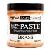Prima Finnabair Art Extravagance Patina Effect Paste - Brass