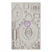 Prima Finnabair Decor Mould - Grungy Frames