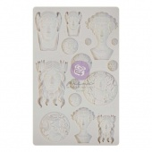 Prima Finnabair Decor Mould - Vintage Portraits