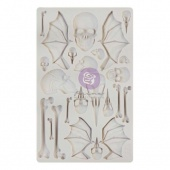 Prima Finnabair Decor Mould - Wings and Bones