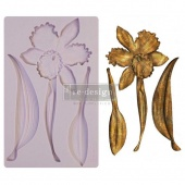 Prima Re-Design Décor Mould - Wildflower