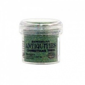 Ranger Antiquities Embossing Powder - Christmas Tree