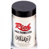 Rich Hobby Chalked Paint - Alacanti