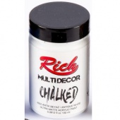 Rich Hobby Chalked Paint - Antique White