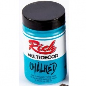 Rich Hobby Chalked Paint - Turquoise