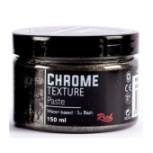 Rich Hobby Chrome Texture Paste - Granite