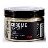 Rich Hobby Chrome Texture Paste - Honey Foam