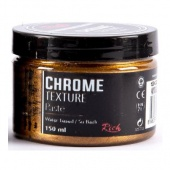 Rich Hobby Chrome Texture Paste - Yeast Gold