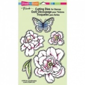 Stampendous! Die Cut Set - Lovely Garden