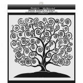 Stamperia Stencil - Tree of Life