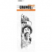 StudioLight Grunge Collection Clear Stamp - 344
