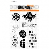 StudioLight Grunge Collection Clear Stamp - 451