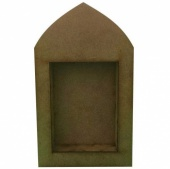 That's Crafty! Surfaces Dinky Art Shrine - Arch - Pack of 3