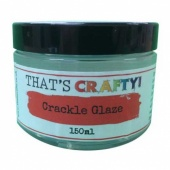 That's Crafty! Crackle Glaze - 150ml