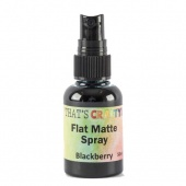 That's Crafty! Flat Matte Spray - Blackberry