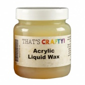 That's Crafty! Acrylic Liquid Wax - 225ml