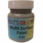 That's Crafty! Multi Surface Paint - Grey