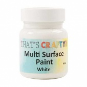 That's Crafty! Multi Surface Paint - White