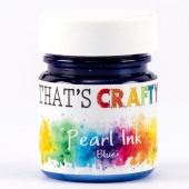 That's Crafty! Pearl Ink - Blue